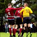 Athenry v East United